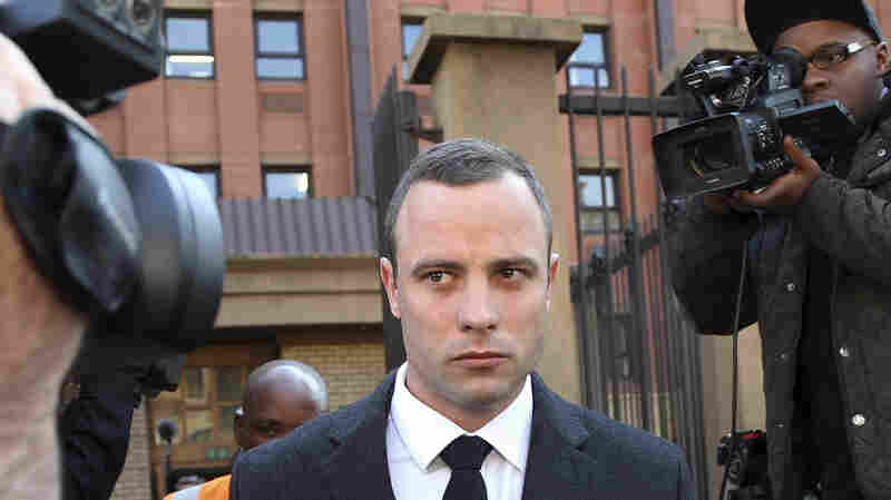 South African Court Denies Oscar Pistorius' Bid To Appeal Murder Conviction