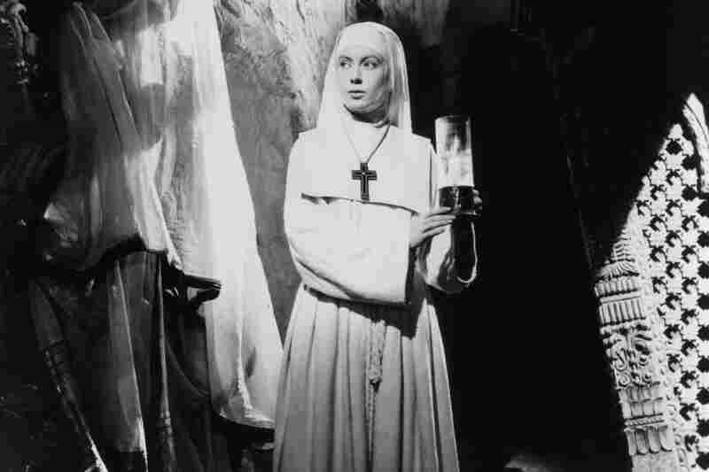 Deborah Kerr stars in 1947's Black Narcissus, about a group of nuns who open a convent in the Himalayas. The film was condemned for showing nuns who question their faith.