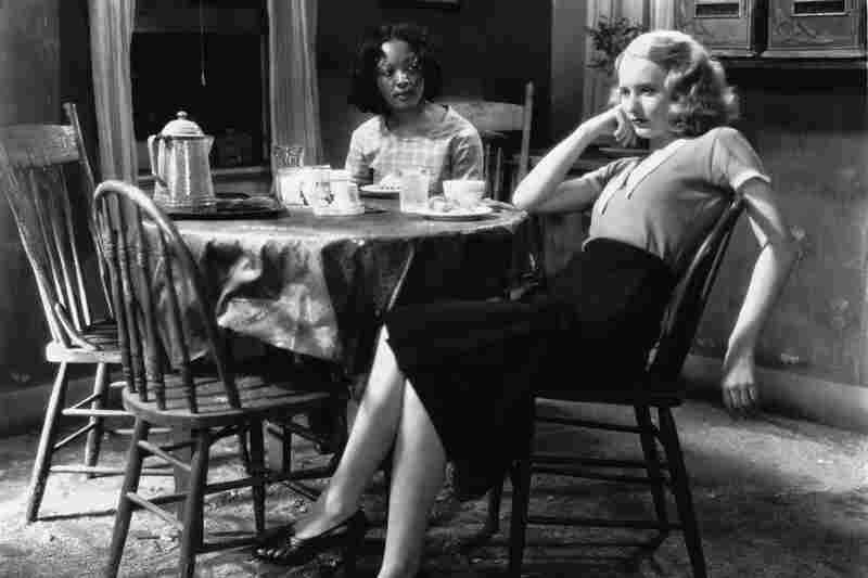 Barbara Stanwyck stars in 1933's Baby Face, about a woman who uses sex to get ahead. (Also pictured: Theresa Harris)