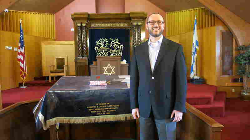 Rabbi Daniel Rockoff of Orthodox Congregation Beth Israel Abraham Voliner estimates there about 250 Sabbath-observant families in Johnson County, Kan.