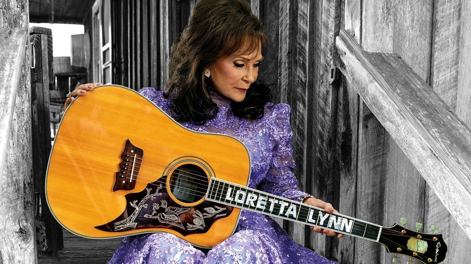 <em>Full Circle</em> is Loretta Lynn's first album in nearly 12 years.