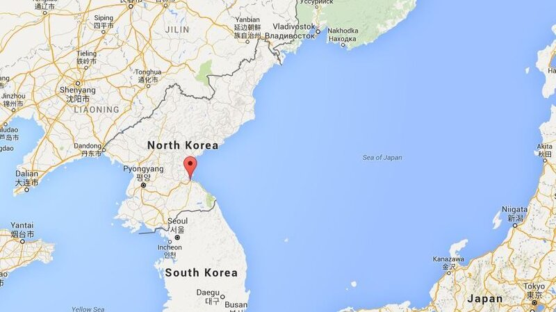 The six projectiles were reportedly fired from an area near the North Korean port of Wonsan on Thursday morning.