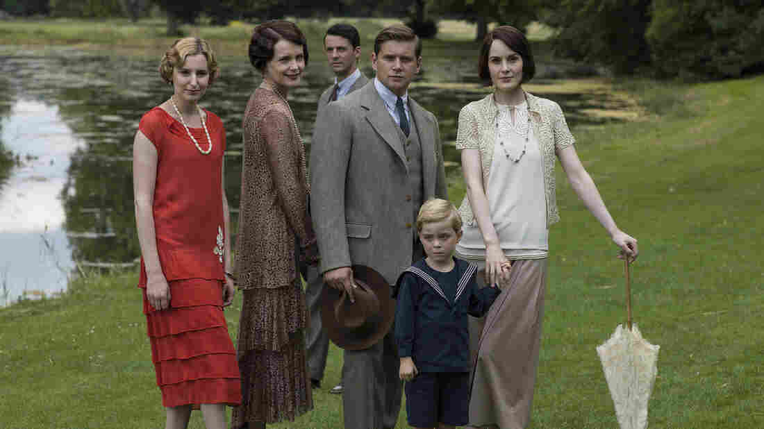 The series finale of Downton Abbey airs this Sunday.