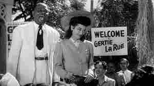"Don Wilson and Francine Everette starred in Spencer Williams' Dirty Gertie from Harlem, U.S.A., a 1946 ""race film"" set for re-release as part of the Pioneers of African-American Cinema collection."