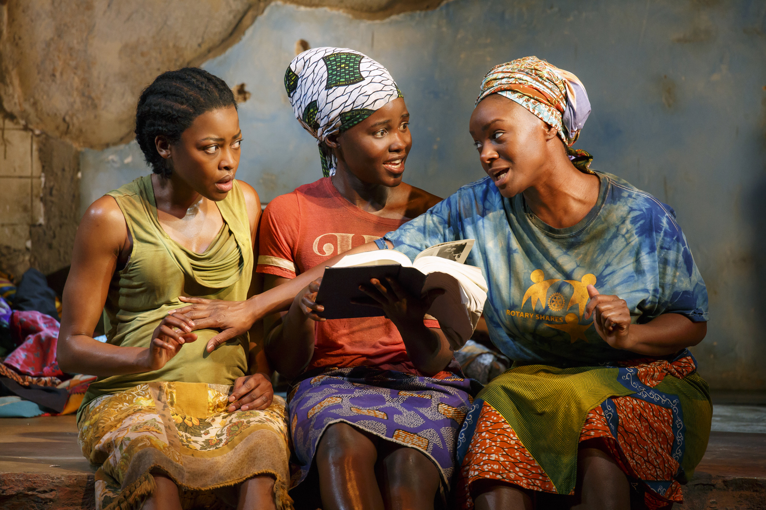 'Zimerican' Playwright Danai Gurira Brings African Stories To American Stages