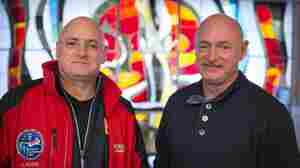 'Everybody Stretches' Without Gravity: Mark Kelly Talks About NASA's Twins Study