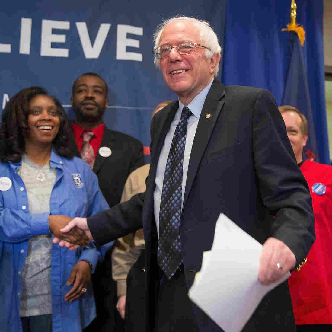 Fact-Check: Bernie Sanders, Abandoned Buildings And NAFTA