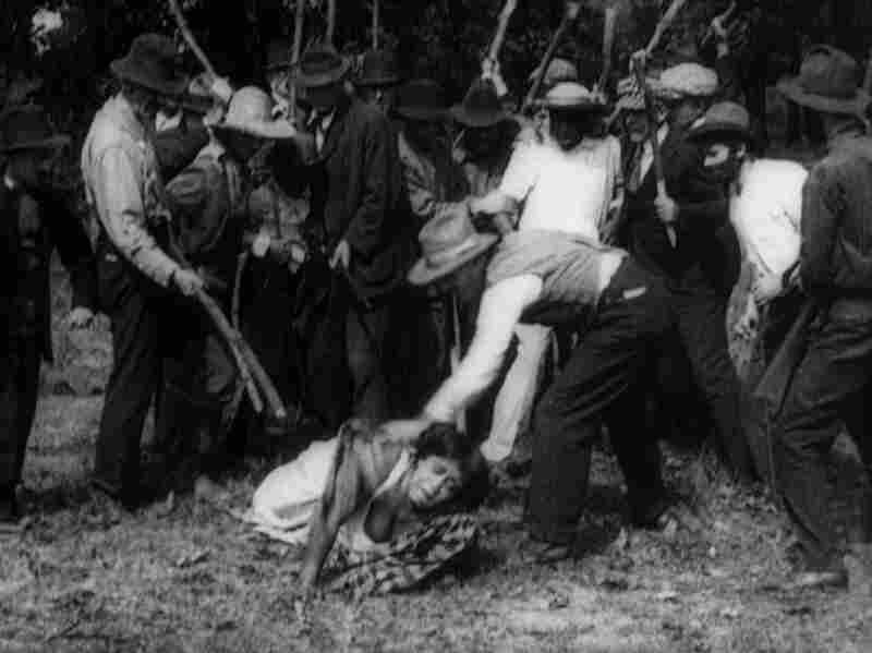 Oscar Micheaux staged a realistic lynching scene in his 1919 film Within Our Gates, which some film scholars believe was made in response to D.W. Griffith's The Birth of a Nation.