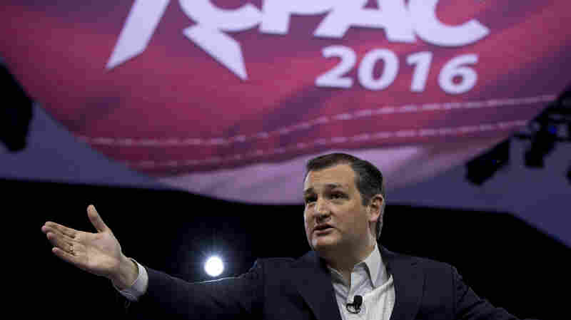 Ted Cruz Wins Straw Poll At Conservative Confab