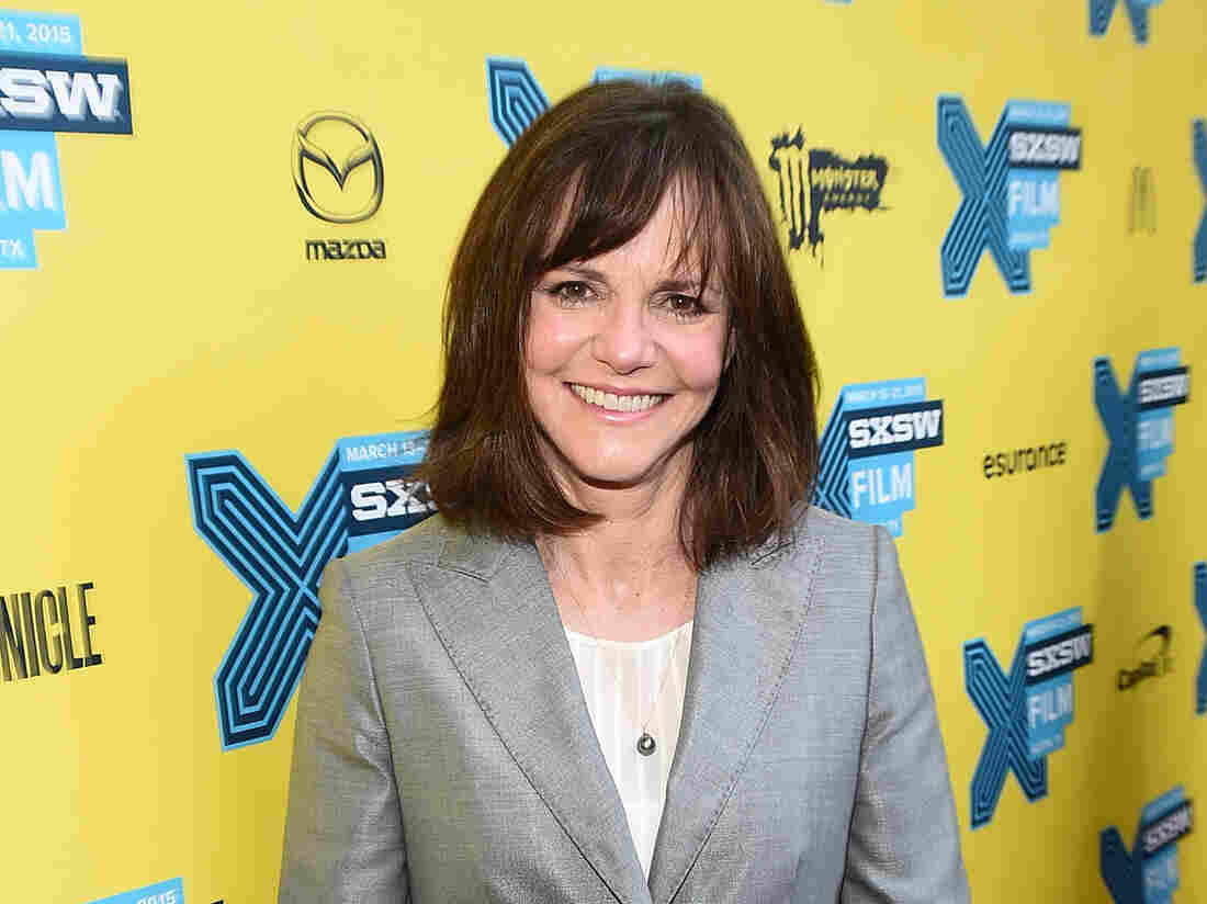 Actress Sally Field attends the premiere of Hello, My Name Is Doris during the 2015 SXSW Festival last March.