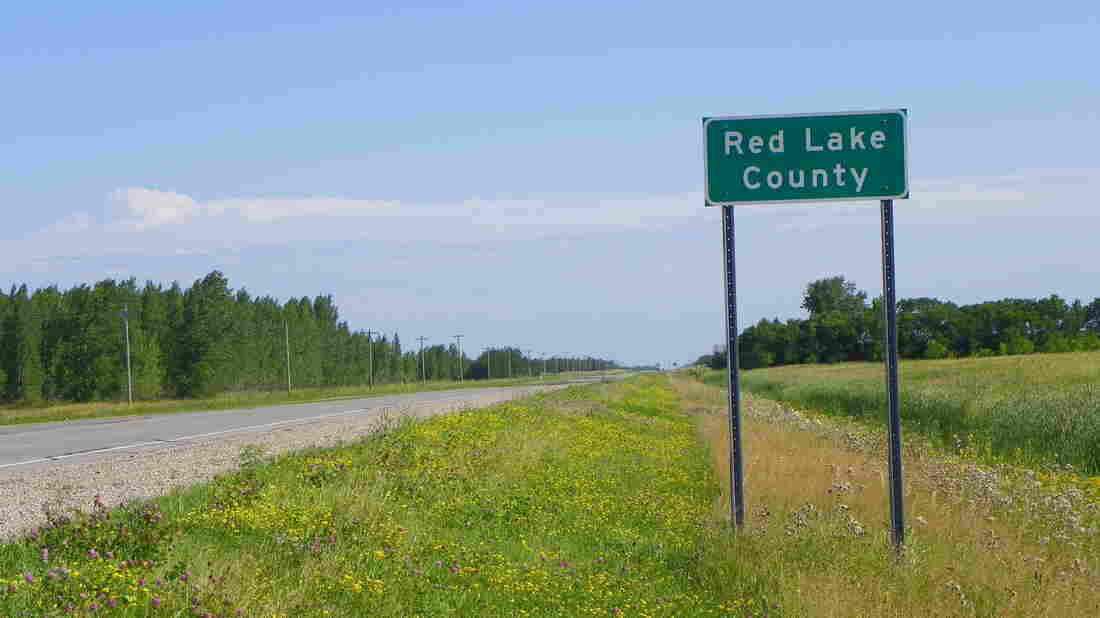 """Red Lake County, Minn., was ranked by the USDA as the worst place in America to live, based on its """"natural amenities"""" like weather and landscape."""
