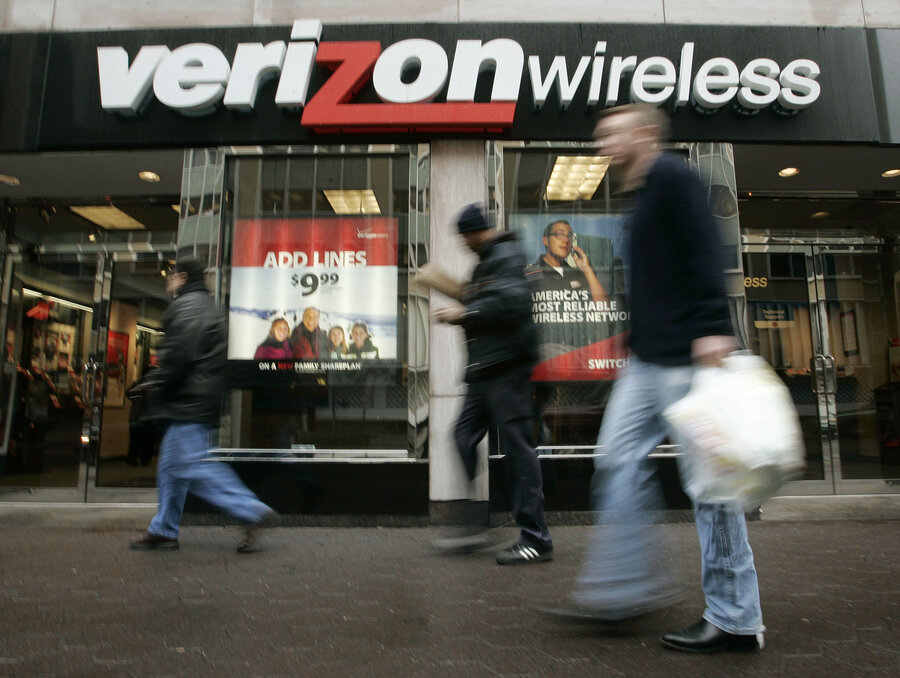 Verizon Will Pay $1.35 Million Fine In Settlement Over Its Use Of ...