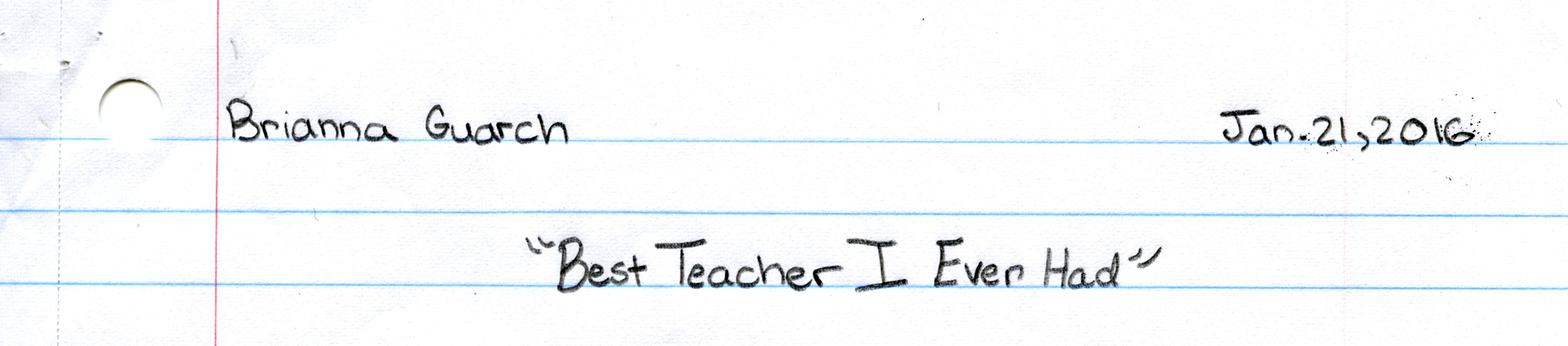 Reporting Live From Miami: A Bunch Of Fourth-Graders Tell Their Teacher's Story