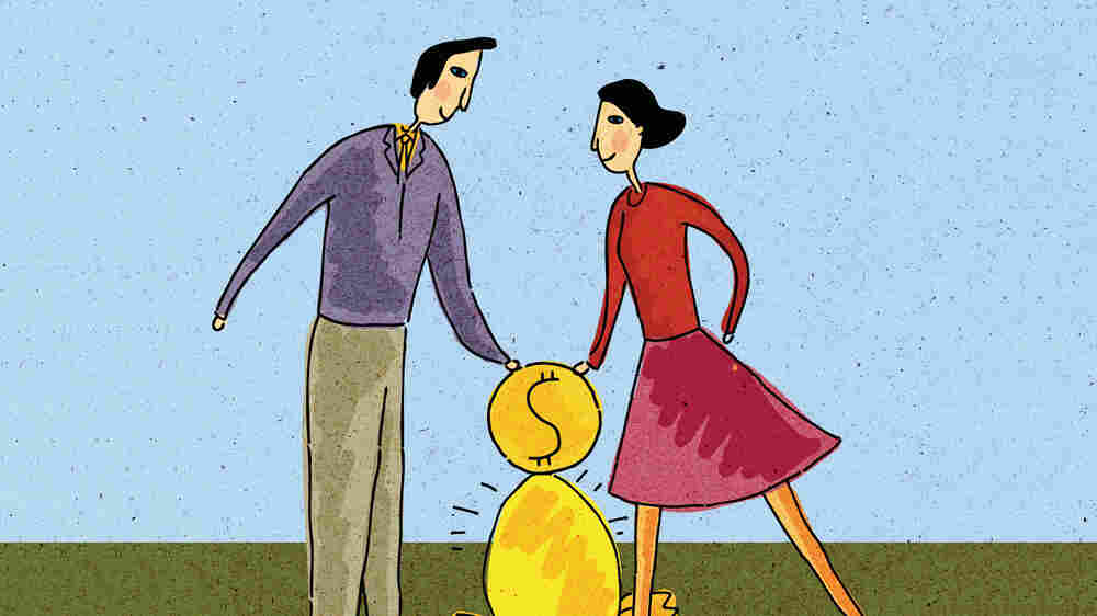 How To Keep Money From Messing Up Your Marriage