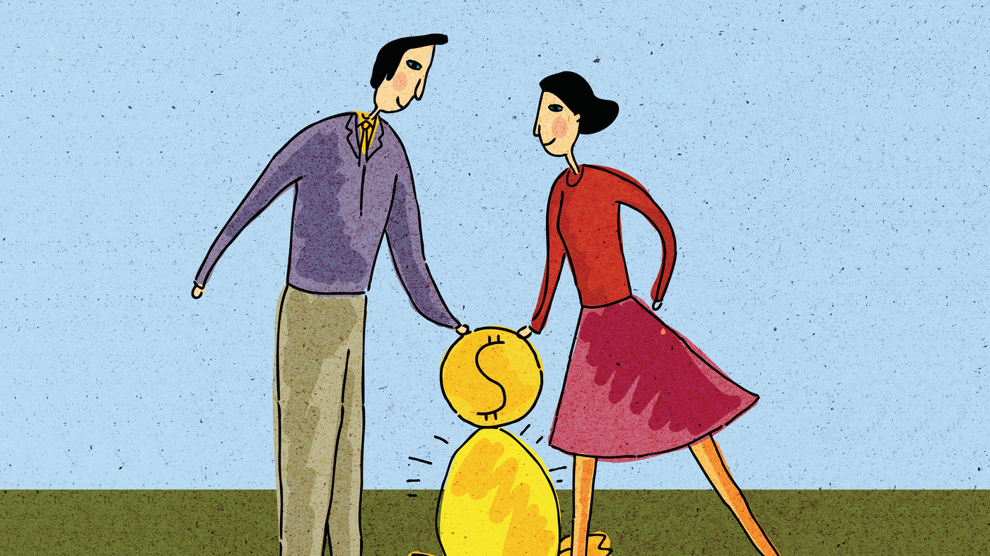 Marriage   NPR NPR How To Keep Money From Messing Up Your Marriage