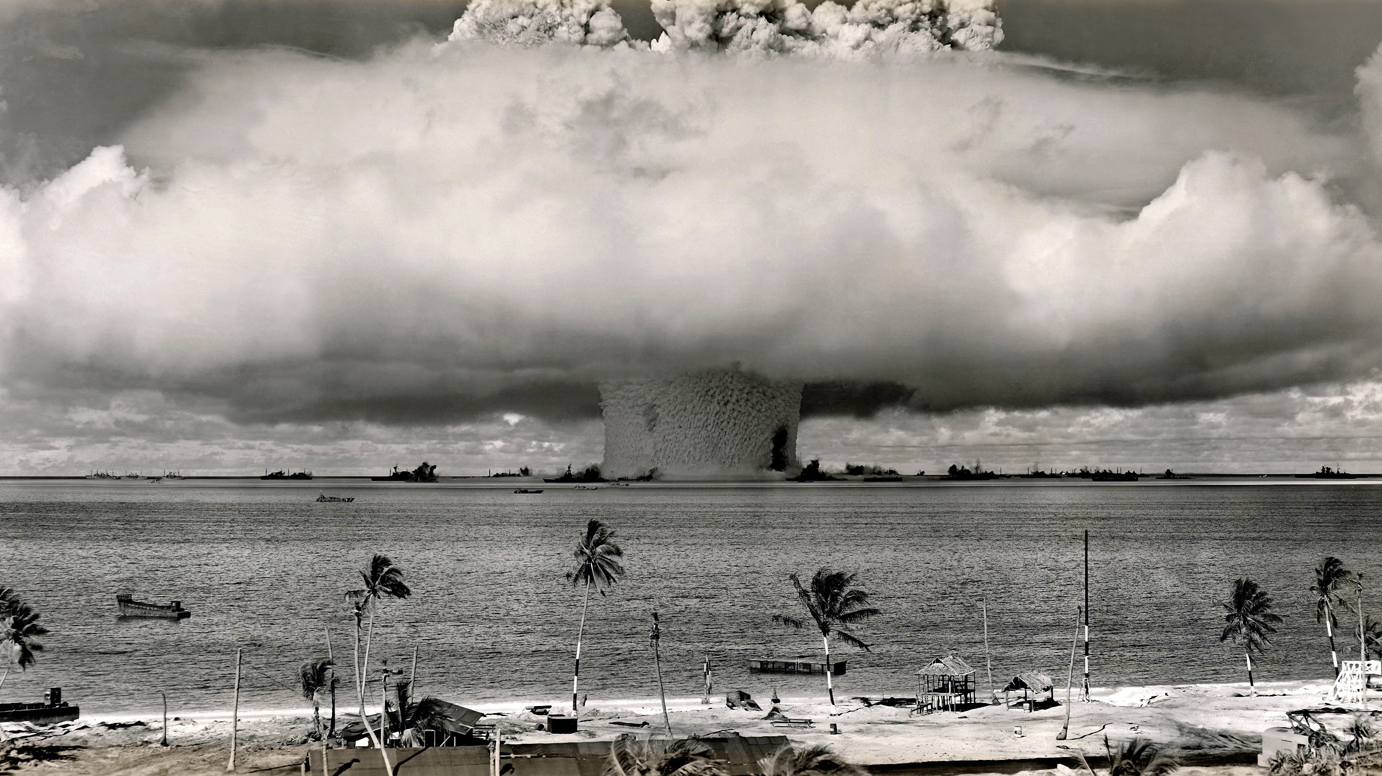 Tiny Marshall Islands Taking On 3 World Nuclear Powers In Court | NCPR News