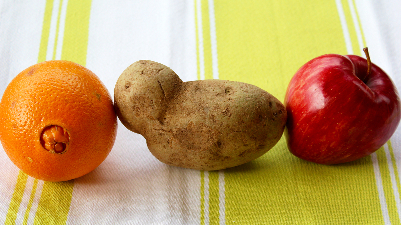 food waste npr from ugly to hip misfit fruits and veggies coming to whole foods