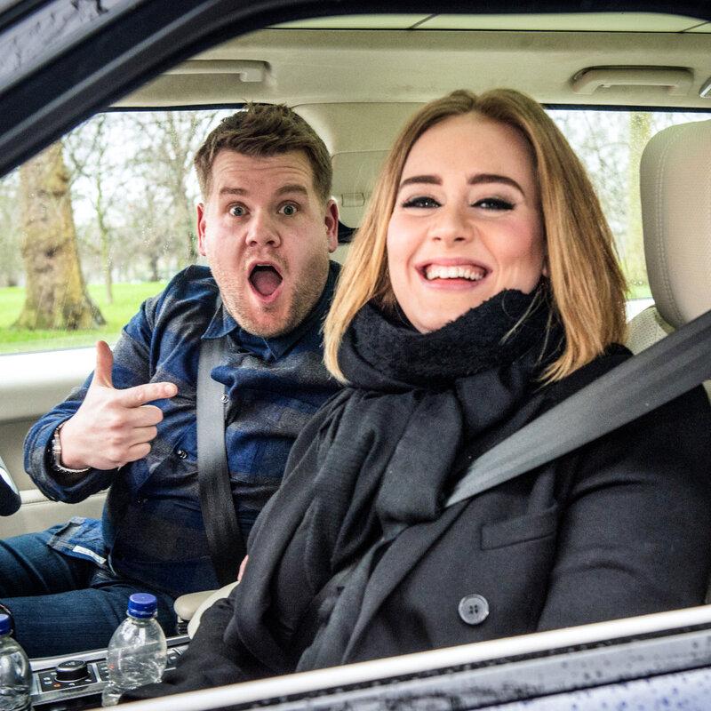 For James Corden, 'Carpool Karaoke' Has Been An Incredible