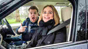 James Corden Conquers YouTube With 'Carpool Karaoke'