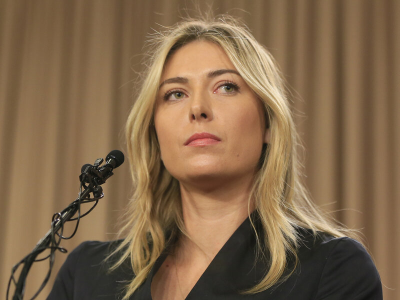 6ecabfb70abc Maria Sharapova Loses Major Sponsors After Positive Drug Test   The ...
