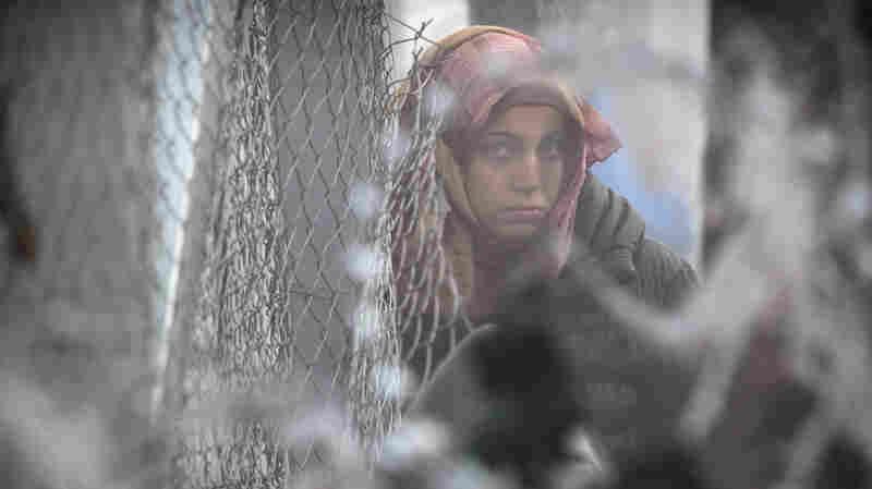 Slovenia Closes Its Border, Stranding Tens Of Thousands Of Migrants