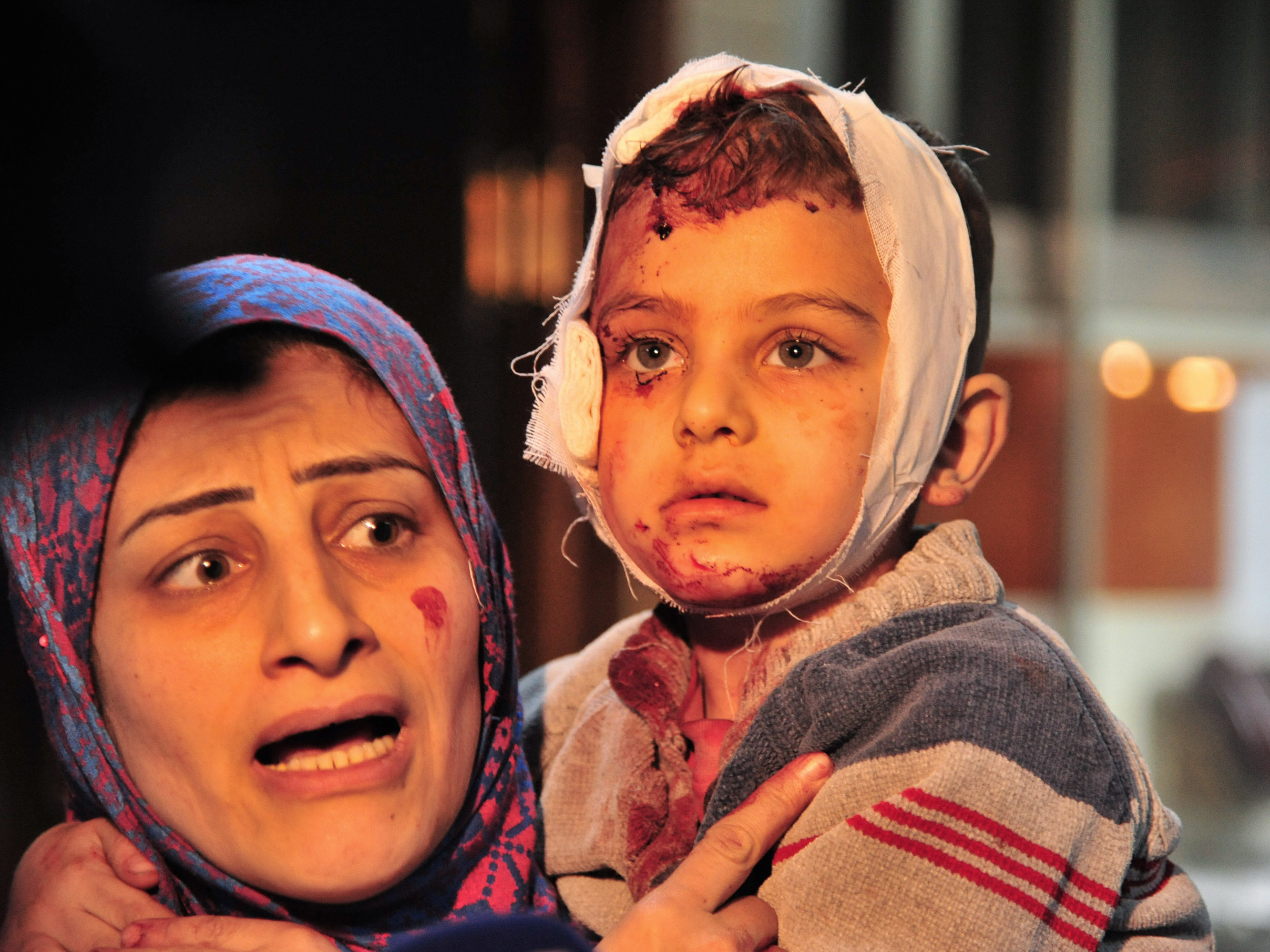 New Report Documents 'Childhood Under Siege' In Syria