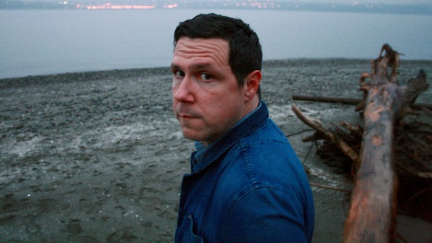 Damien Jurado's new album, Visions Of Us On The Land, comes out March 18. (Courtesy of the artist)
