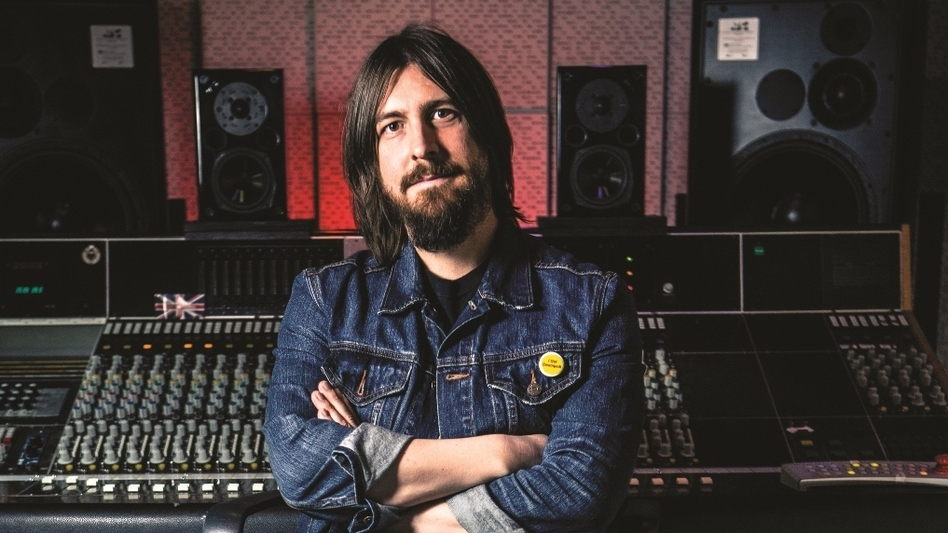 Dave Cobb is the producer of Southern Family, a compilation album due out March 18. (Courtesy of the artist)