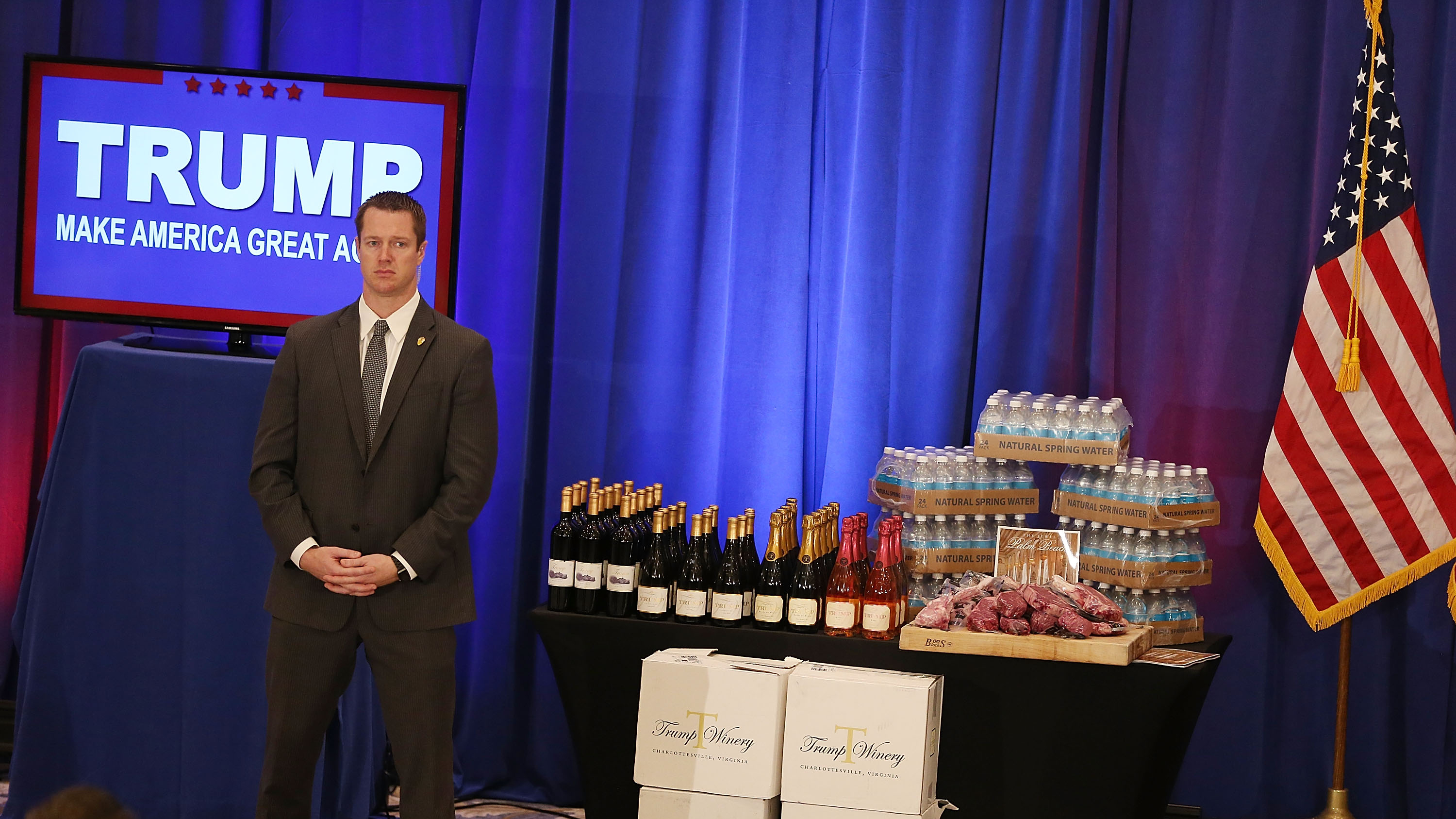 Trump Doesn't Own Most Of The Products He Pitched Last Night