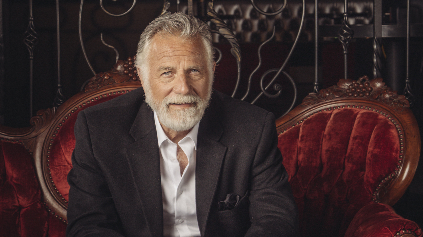 beer npr most interesting man in the world raises his glass for last time
