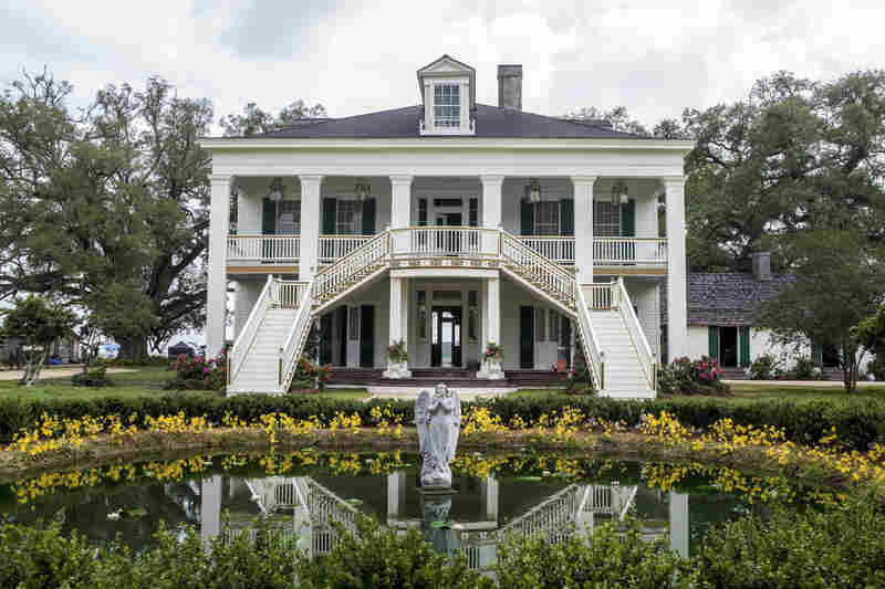Underground was filmed in part at a historic sugarcane plantation in Louisiana.