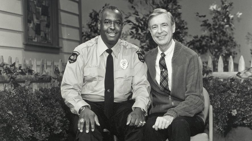 Walking The Beat In Mr Rogers Neighborhood Where A New Day Began Together Npr