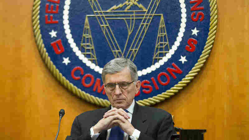 FCC Proposal Would Limit What Internet Providers Can Do With Users' Data
