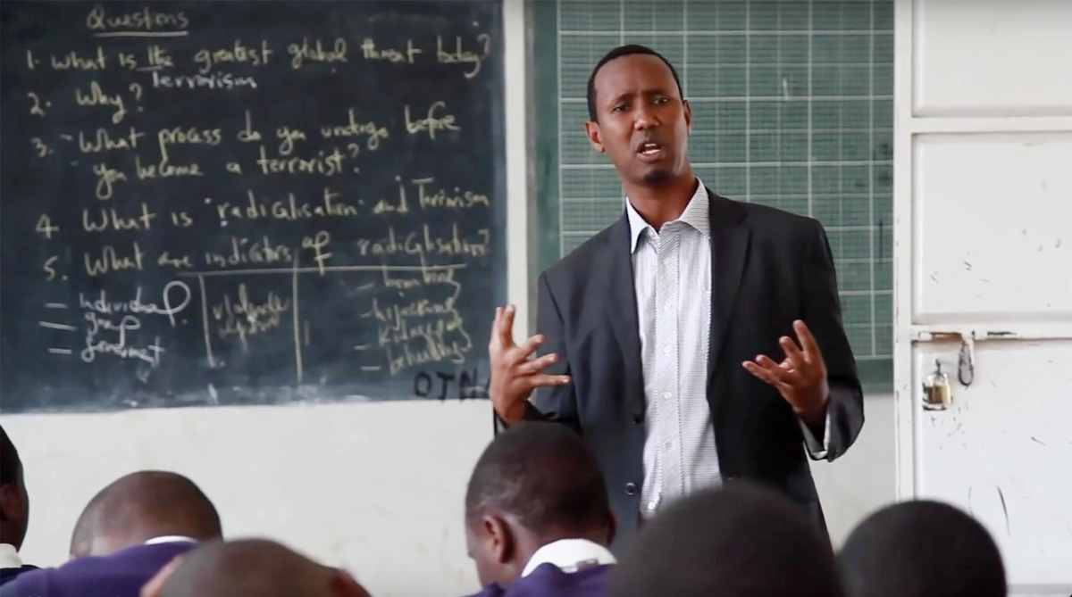 Kenyan Teacher Up For Million Dollar Teaching Prize Is Out ...