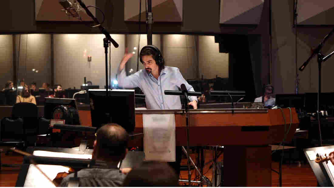 Composer Bear McCreary is known for scoring popular television shows like Battlestar Galactica and The Walking Dead. His first film score is for 10 Cloverfield Lane.