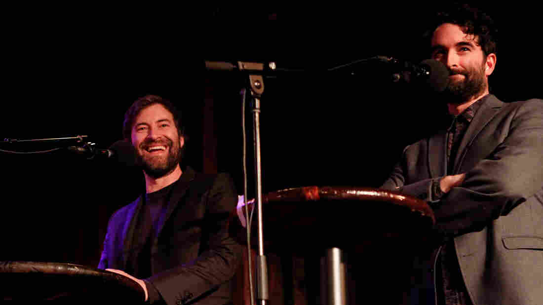 Mark (left) and Jay (right) Duplass.
