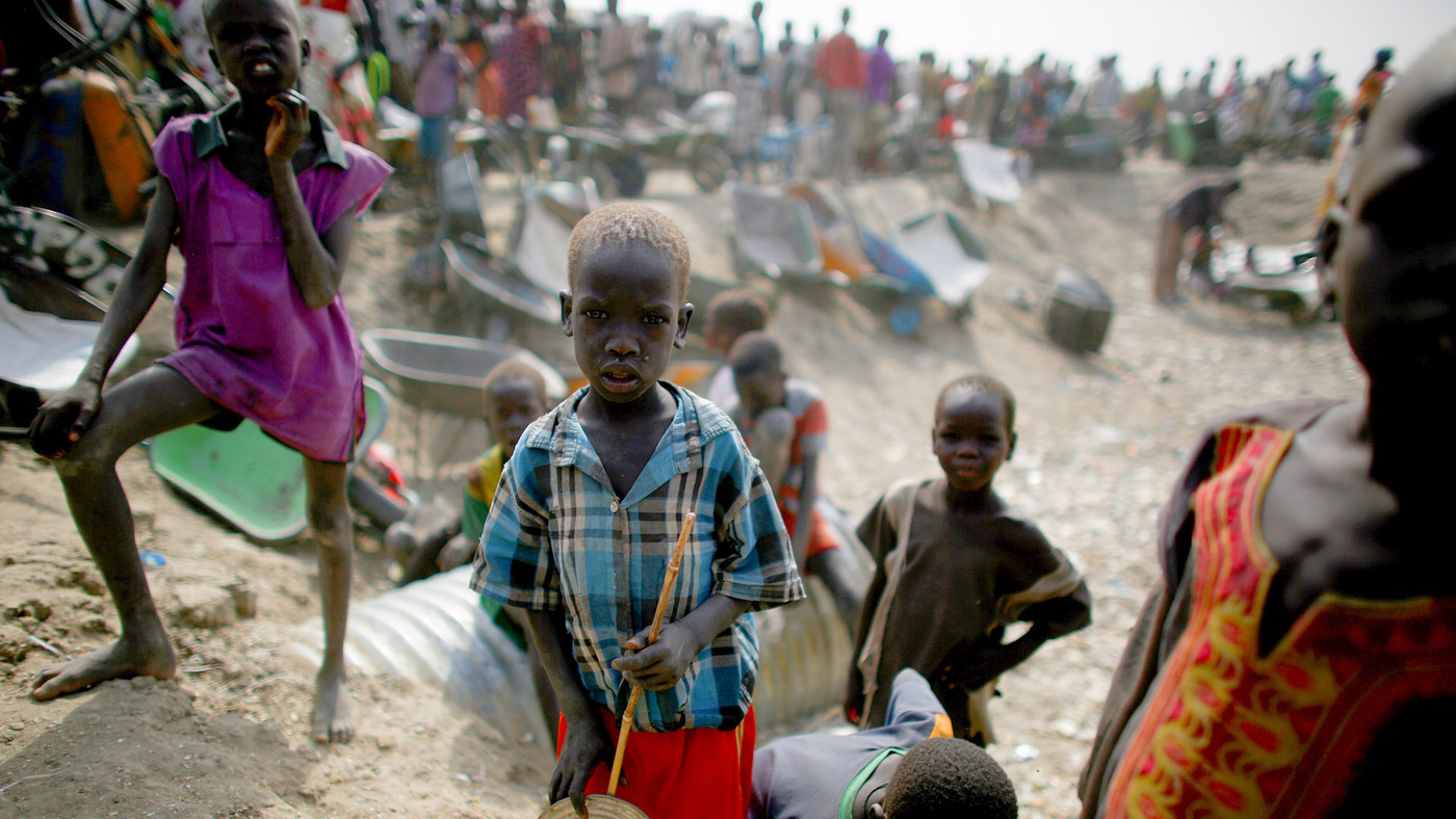 Report Amnesty International Says South Sudan Soldiers