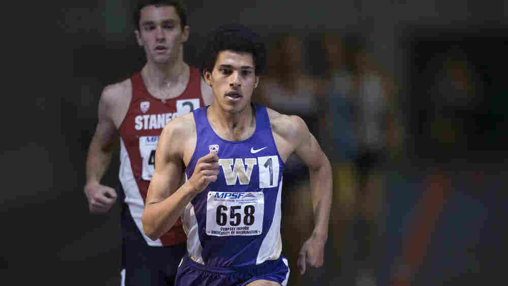 Why Fastest U.S. College Mile Runner Won't Be Vying To Be NCAA Champ