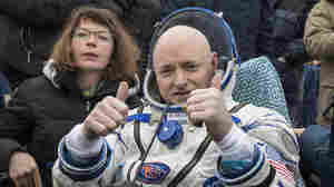 After A Year In Space, Astronaut Scott Kelly To Retire In April