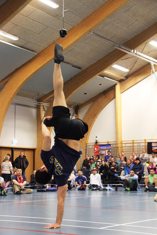 At Arctic Winter Games, Biathlons, Stick Pulls And Sledge Jumps