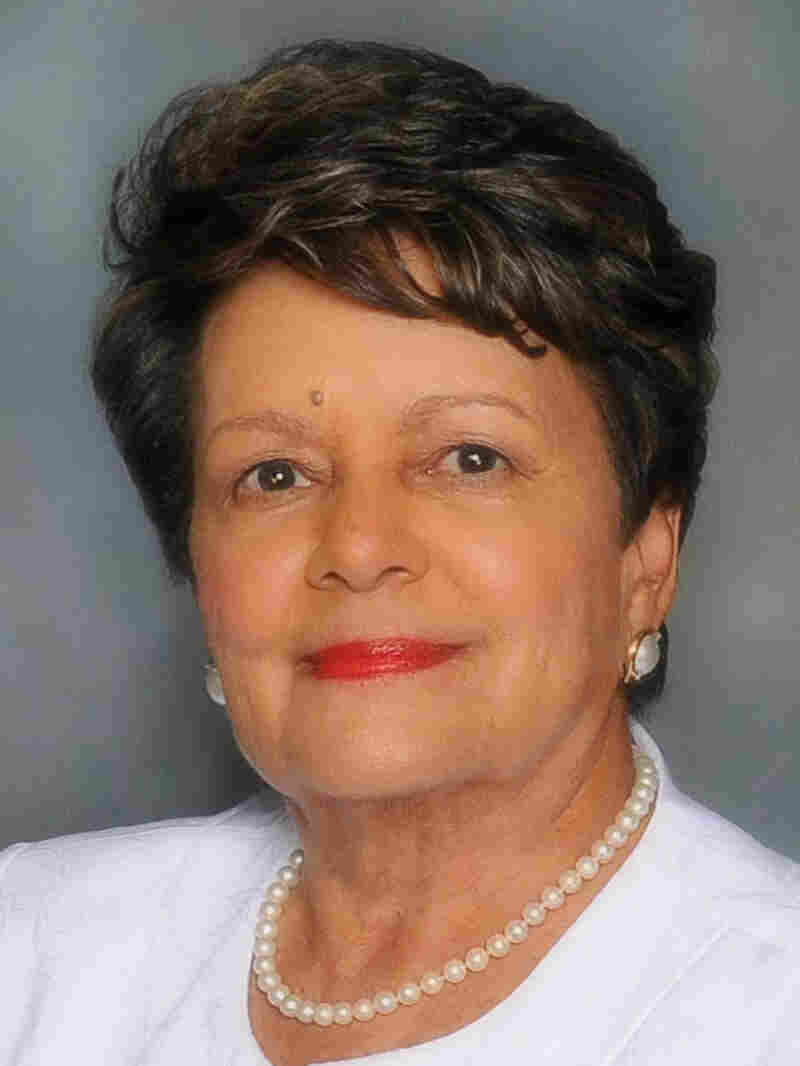 Sybil Morial has written a memoir about growing up in segregated New Orleans.