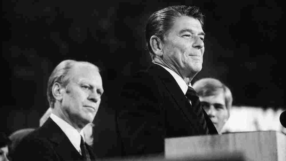 1976: The Last Time Republicans Duked It Out To The Last, Heated Minute