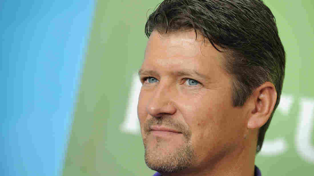 Todd Palin in a 2012 photo. He's recovering from injuries suffered in a snowmobile mishap in Alaska.