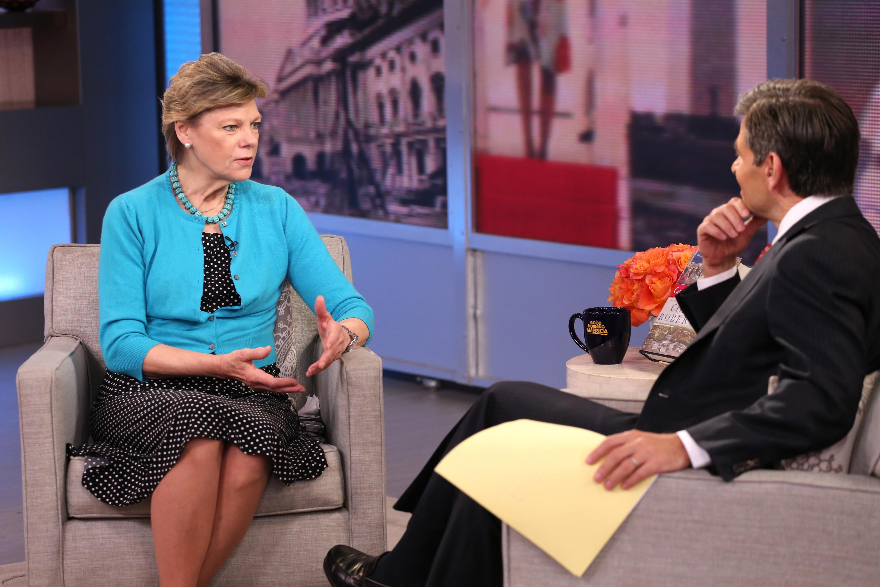 NPR Clarifies Cokie Roberts' Role After Anti-Trump Column
