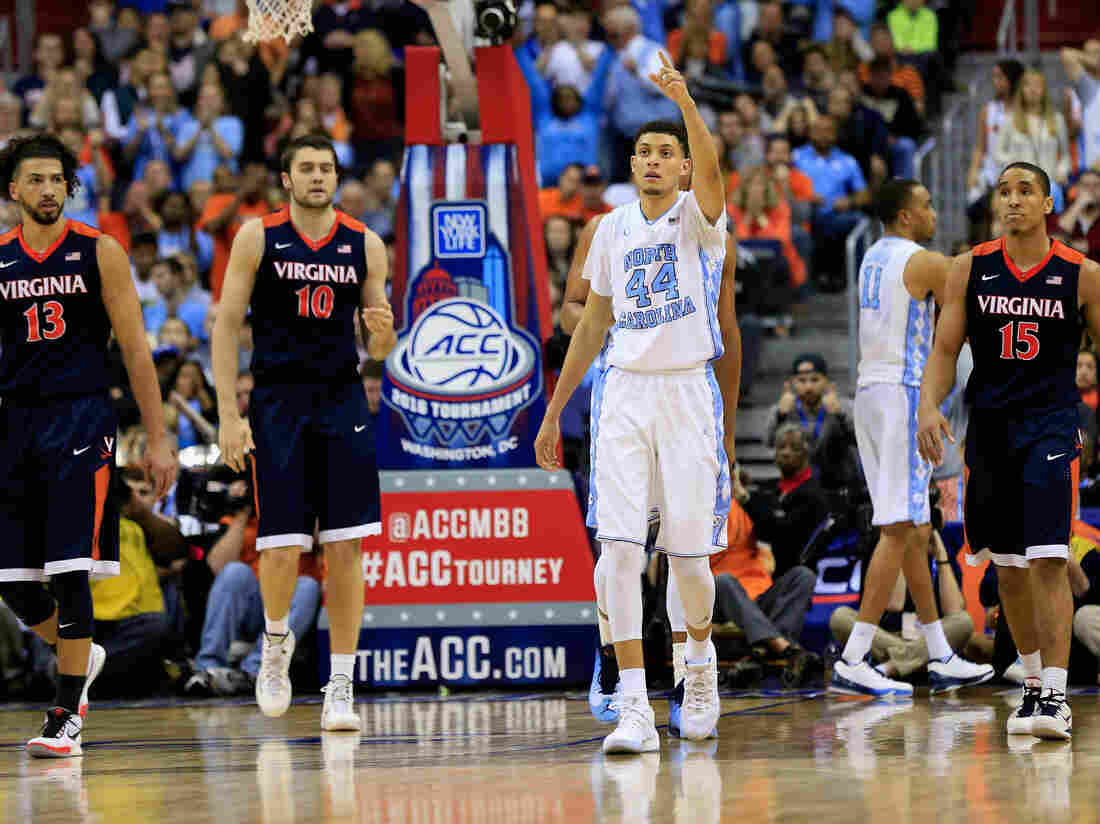 Both the North Carolina Tar Heels and the Virginia Cavaliers, who squared off in the ACC Championship on Saturday, were awarded No. 1 seeds in the NCAA tournament.