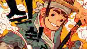 'Hong Gildong': Korea's Classic Swashbuckler Gets A New Translation