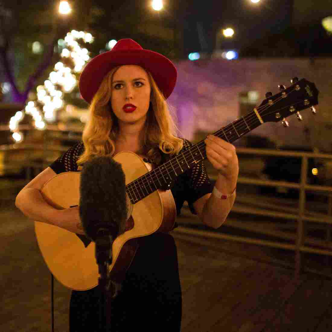 Holly Macve performs for NPR's South X Lullaby.