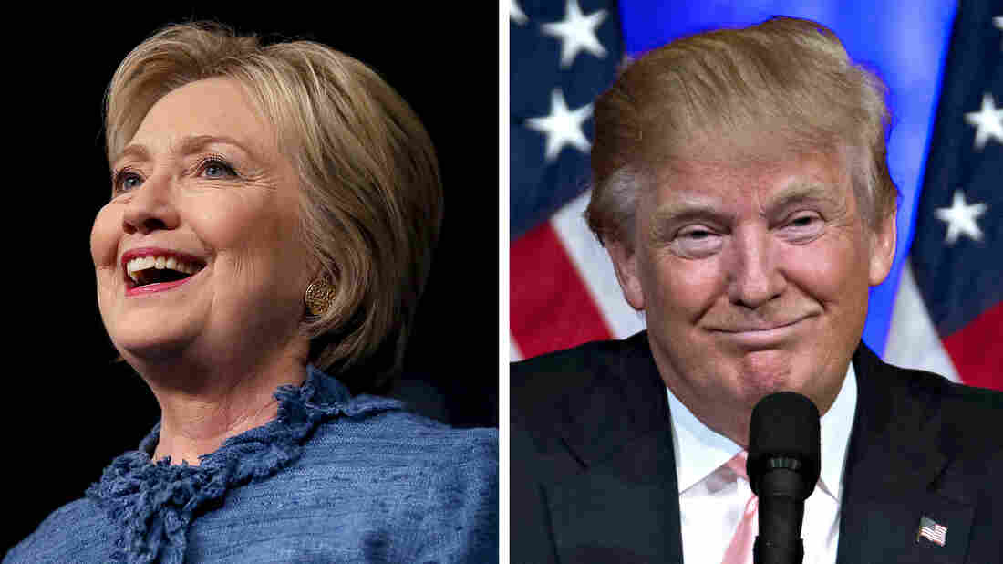 After last night, stopping presidential candidates Hillary Clinton and Donald Trump would require major turnarounds in momentum and math.