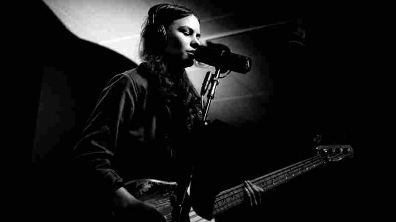 Eliot Sumner performs live on KCRW.