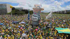 Brazil's Ex-President Takes Cabinet Role, Hindering Corruption Case